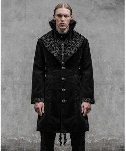 Devil Fashion Akacia Jacket Steampunk Front