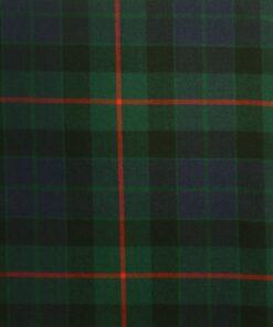 Gunn Tartan Traditional Kilts 6 Yards Cloth