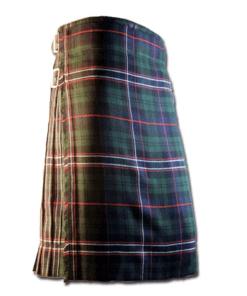 Scottish National Tartan Kilt Front