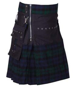 Fashionable Tartan Kilt