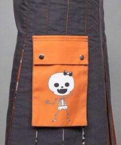 Halloween Kilt Custom Made