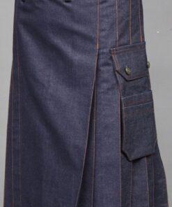 Jeans Kilt Custom Made
