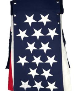 Usa Flag Hybrid Kilt