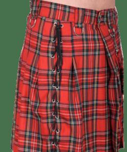 Royal Stewart Pistol Utility Kilt