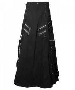 Gothic Steampunk Modern Kilt